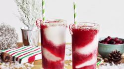 This Cocktail Will Give You The Candy Cane Your Adult Self Didn't Know You
