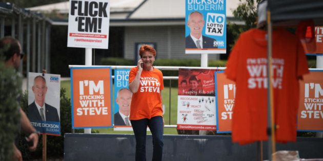 One Nation's presence during the last two state elections has kept the WA Liberals and Queensland LNP...