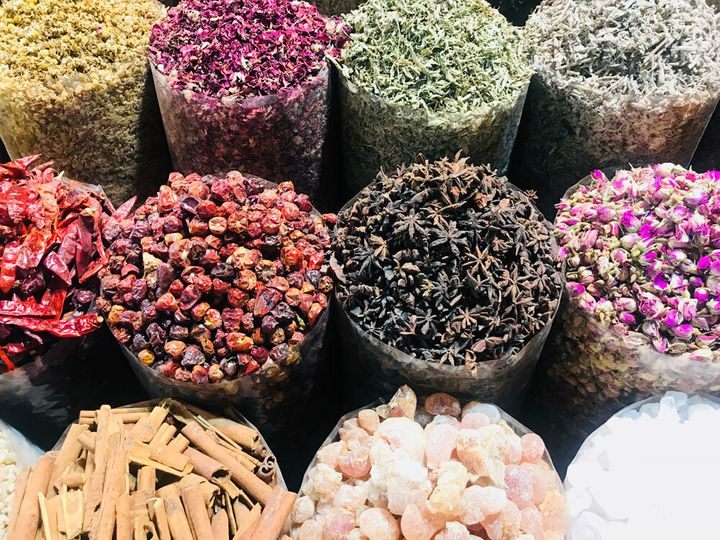Is there anything better than fresh spices?
