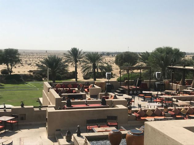 Bab Al Shams Desert Resort -