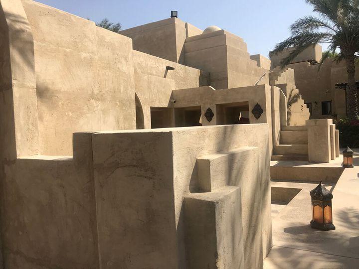 Bab Al Shams Desert Resort & Spa.