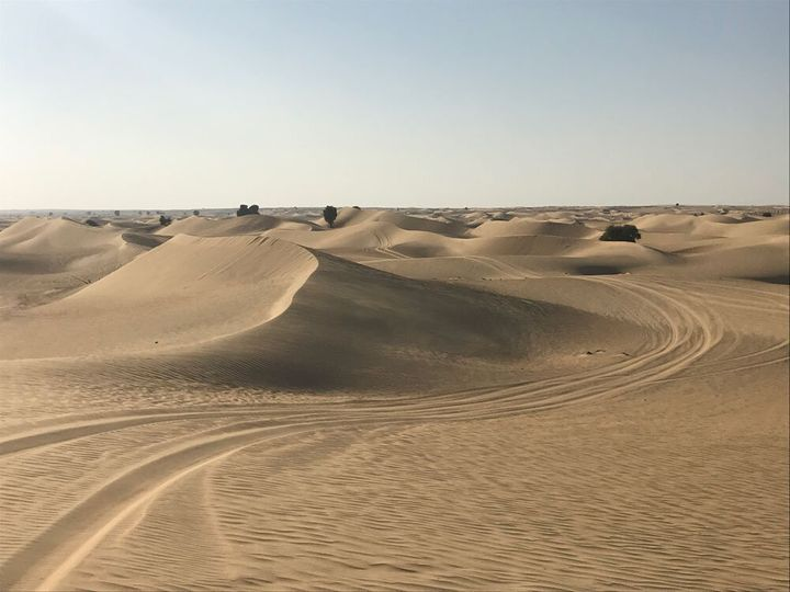 Have the dunes to yourself on a 4x4 tour.