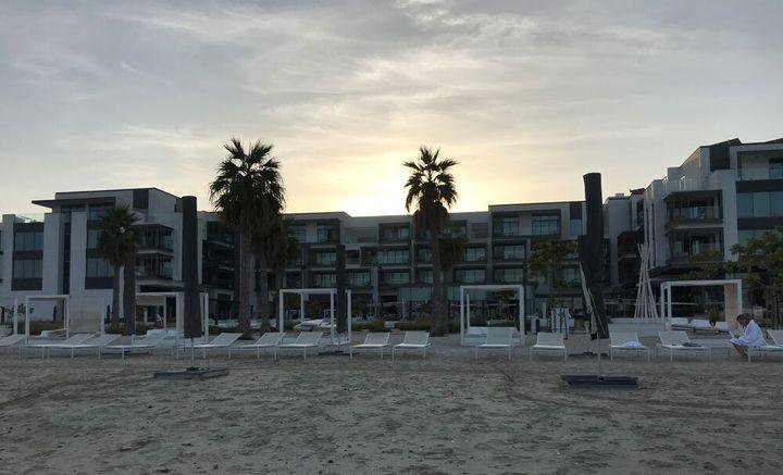 Nikki Beach Resort & Spa.