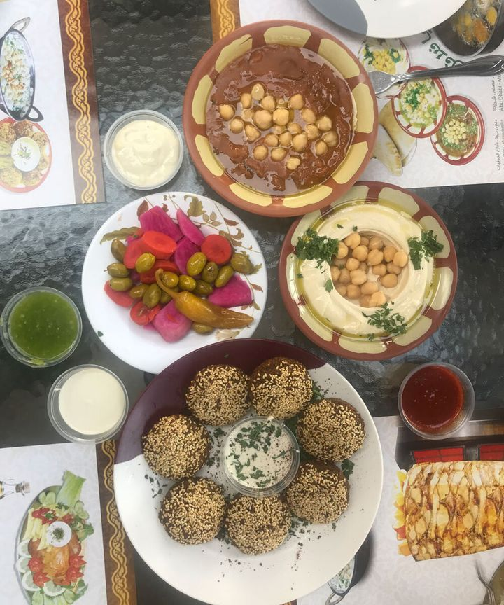 Hands down the best falafel you will ever eat.