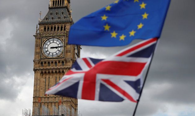 Britain And Ireland At Odds On Border As Brexit Deadline