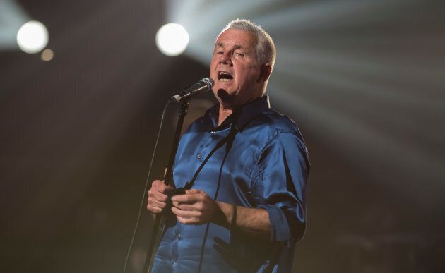 Australian music icon Daryl Braithwaite was also inducted into the ARIA Hall of Fame on Tuesday.