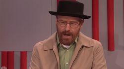 Trump Picks Bryan Cranston's Walter White To Run DEA In 'SNL'