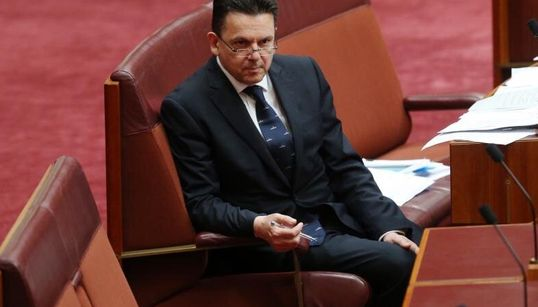 Nick Xenophon's Long