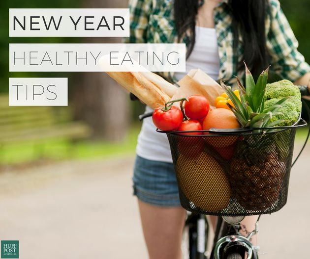 Here Are 13 (Realistic) Healthy Eating Tips For The New
