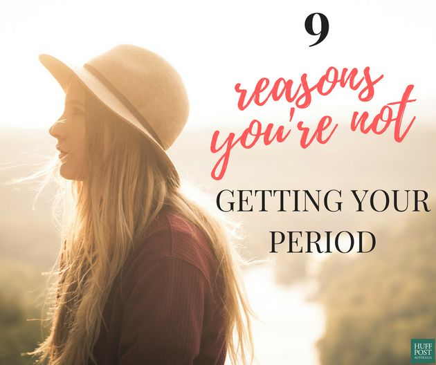 Missed Your Period? Here Are 9 Possible Reasons