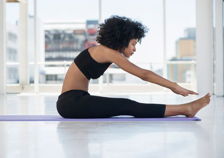 Meditation and gentle exercise like yoga can help manage stress.
