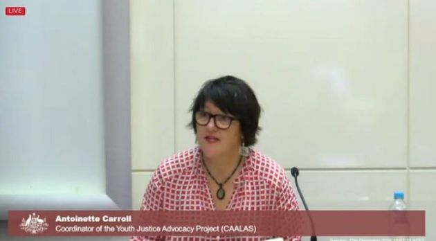 Antionette Carroll told the commission the system set Voller up to