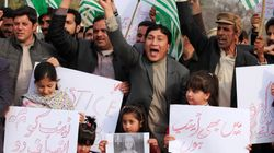 Protests Erupt In Pakistan After 7-Year-Old Girl Raped And
