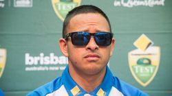 If You Missed THAT Awkward Usman Khawaja Moment... Um,