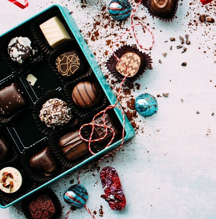 Bringing (or serving) chocolate is an easy, delicious crowd pleaser.
