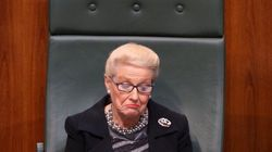 Bronwyn Bishop Says 'Many' People With Depression Are 'Rorting' Pension