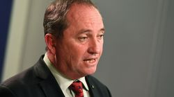 Barnaby Joyce 'Not Proud' Of Marriage