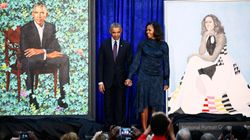 Here Are Barack And Michelle Obama's Official Portraits For The Smithsonian