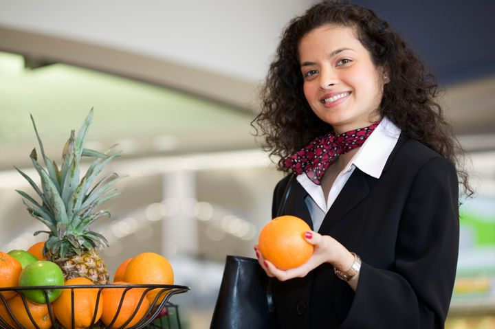 Many offices provide staff with weekly fruit bowls as part of a 'wellness at work' initiative.