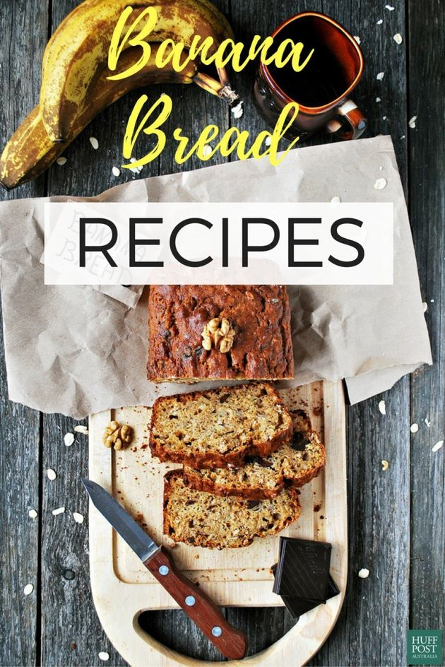 Satisfy Your Banana Bread Cravings With These