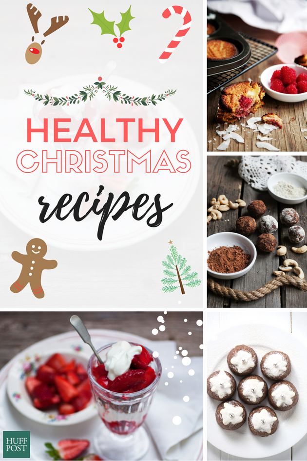 Try These Healthy Swaps Of Your Fave Christmas