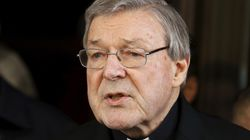 SMH: George Pell Arrives At Court To Fight Historical Sex Offence