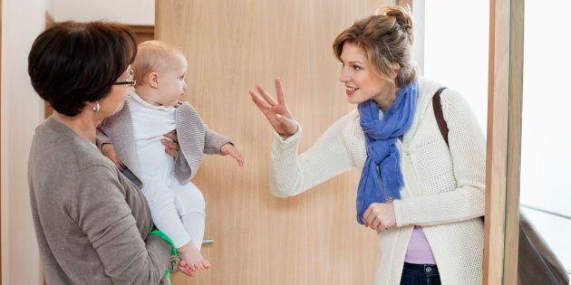 The alternatives to 'part-time parenting' just aren't practical for my family.