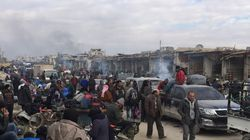 Aleppo Evacuation Suspended Due To Dispute Over Where To Send