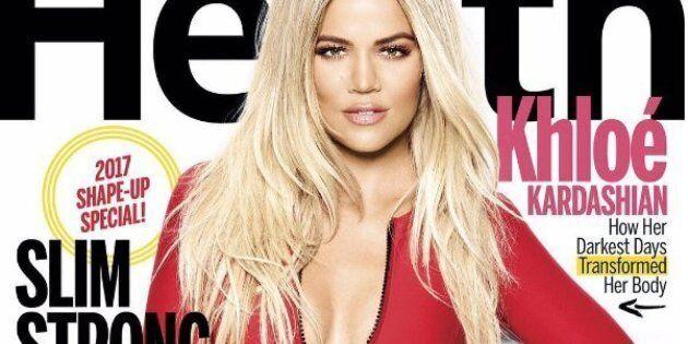 Khloe Kardashian opens up about body