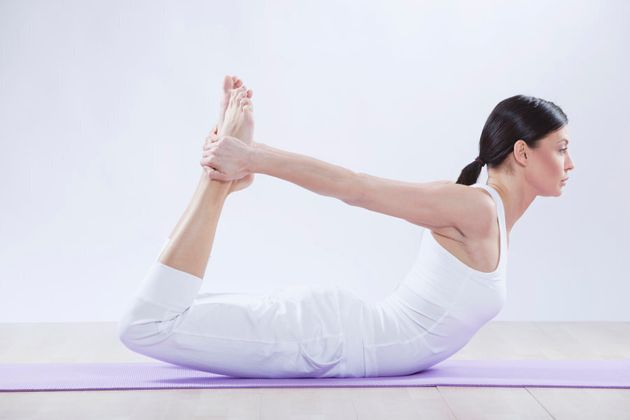 Bloated? Here Are 10 Yoga Poses To Help
