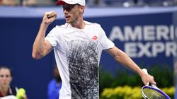 John Millman Beats Roger Federer In Stunning US Open Upset To Set Up Novak Djokovic