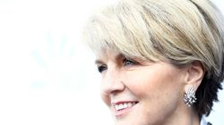 Julie Bishop Criticises Parliamentary Colleagues For 'Appalling'