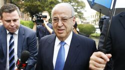 Eddie Obeid Will Spend Christmas In Jail After His Bid For Bail Is