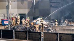 Pilot Error Blamed For Essendon DFO Plane Crash That Left Five People