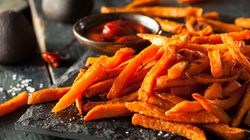 This Is Why Your Favourite Sweet Potato Chips Have Been