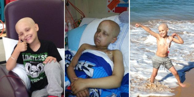 Josh Johansen fought cancer and