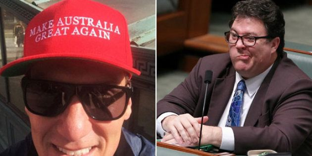 Cory Bernardi and George Christensen have long been rumoured to be planning a split from the