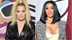 Khloe Kardashian And Cardi B Aren't Selling Tea, They're Selling Body Dysmorphia In A