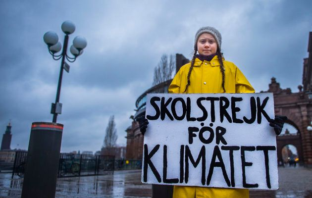 Greta Thunberg, 15, said world leaders who skip the climate summit are