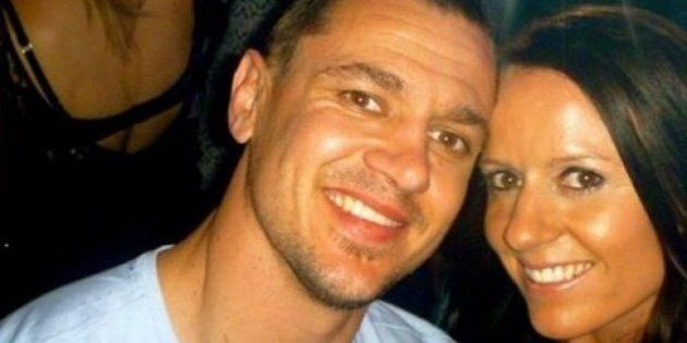 Chad Robinson, pictured here with his sister Monique Brennan, went missing in