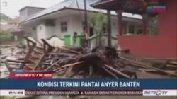 Indonesia Tsunami: At Least 43 Killed, Hundreds