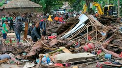 At Least 222 Dead After Tsunami Sweeps Indonesia