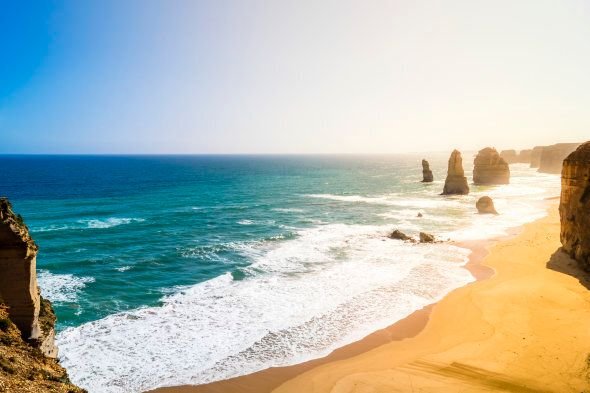 The most dramatic coastline you ever did