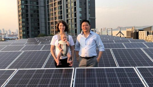 'It's A Privilege': Power Ledger Co-Founder On Being A Role Model For Women In
