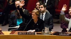 U.S. Allows UN Security Council To Condemn Israeli