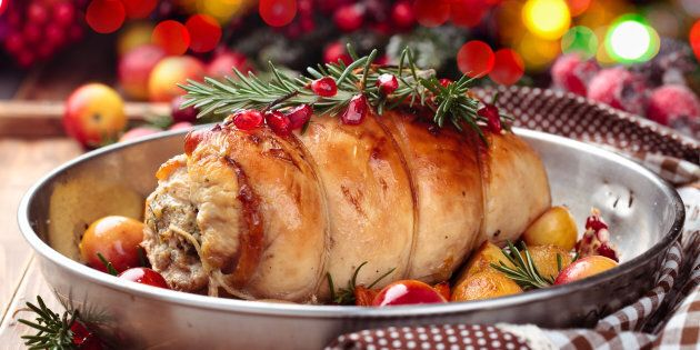 Christmas lunch means feasting for many Aussie