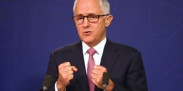 Prime Minister Turnbull wants Australians to focus on what unites them at
