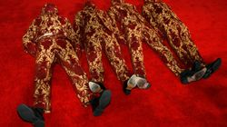 The 22 Most Outrageous Red Carpet Looks Of