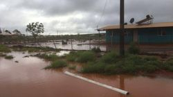 Heavy Rain And Flash Flooding Closes Uluru National