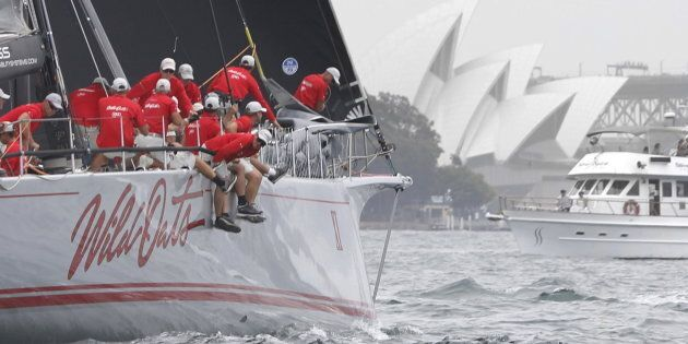 Wild Oats XI has retired from the